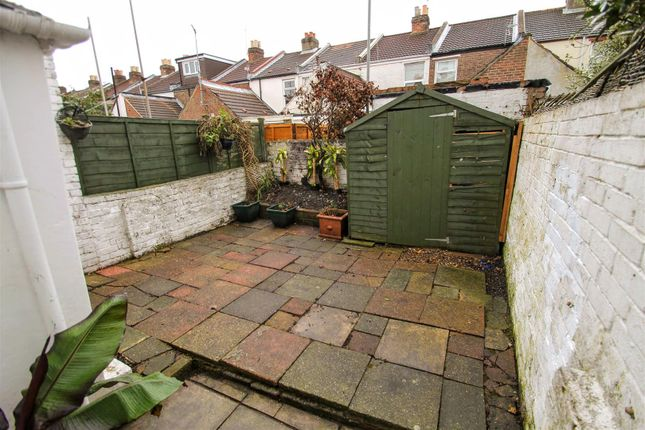 Rear Garden of Sutherland Road, Southsea PO4