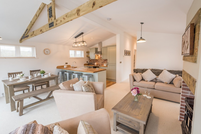 Thumbnail Lodge for sale in Aberconwy Park, North Wales