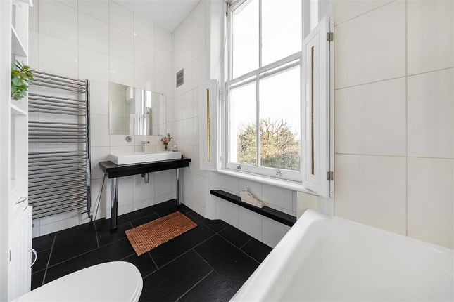 Bathroom of The Avenue, London NW6