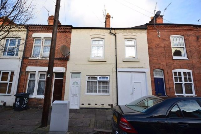 Thumbnail Property to rent in Oxford Road, Clarendon Park, Leicester