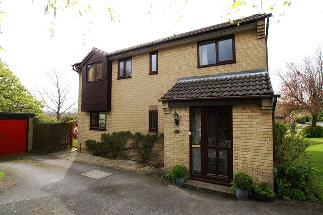 Thumbnail Detached house to rent in Hawleys Close, Matlock, Derbyshire