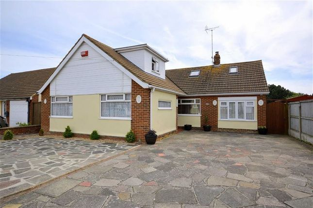 Thumbnail Detached bungalow for sale in Clarence Avenue, Margate, Kent