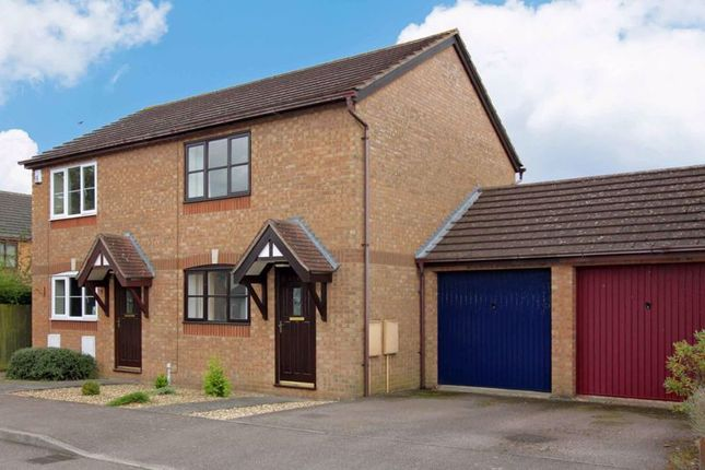 2 bed semi-detached house to rent in Byron Way, Stamford, Lincolnshire PE9