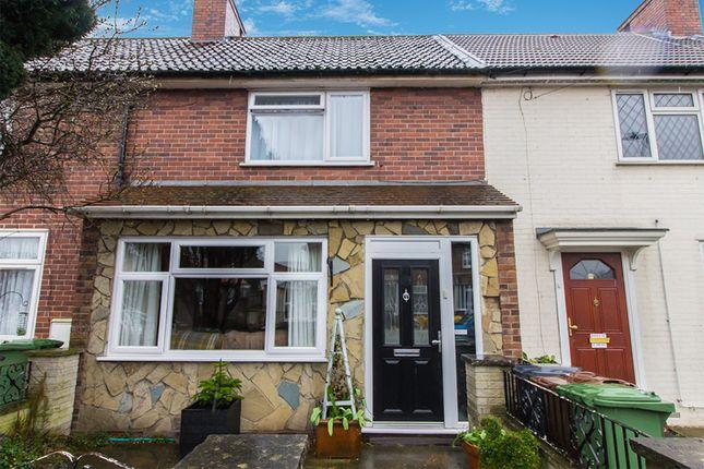 Thumbnail Terraced house for sale in Neasham Road, Dagenham
