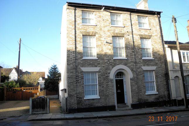 Thumbnail Flat to rent in 57 Bradford Street, Braintree