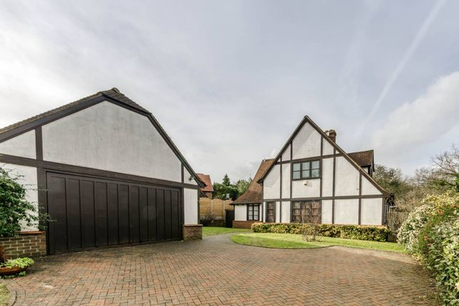 Thumbnail Detached house to rent in Heritage View, Harrow On The Hill