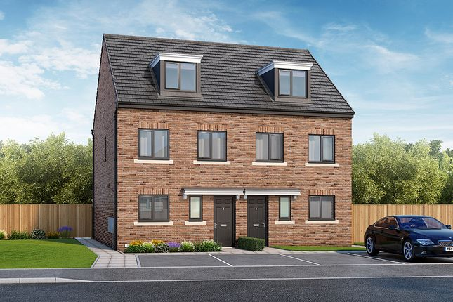 """Property for sale in """"The Bamburgh"""" at Close Street, Hemsworth, Pontefract"""