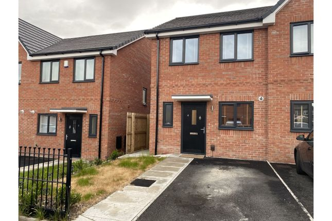 2 bed semi-detached house for sale in Egmont Street, Salford M6