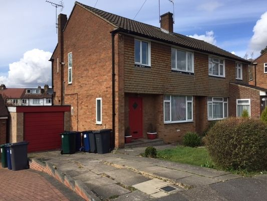Thumbnail Property to rent in Goodmayes Road, Goodmayes, Ilford