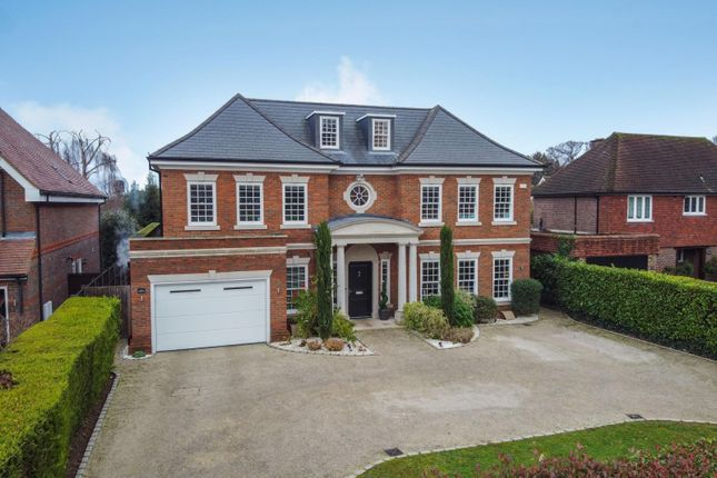 6 bed detached house for sale in Ashley Park Avenue, Ashley Park, Walton-On-Thames KT12