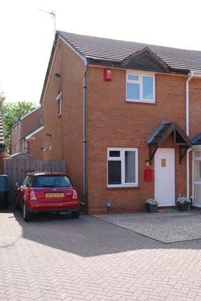 Thumbnail Semi-detached house for sale in Shawley Croft, Acocks Green, West Midlands