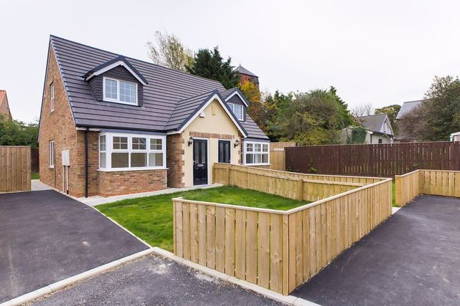 Thumbnail Semi-detached house for sale in Plot 16, Winchester Way, Eston, Middlesbrough