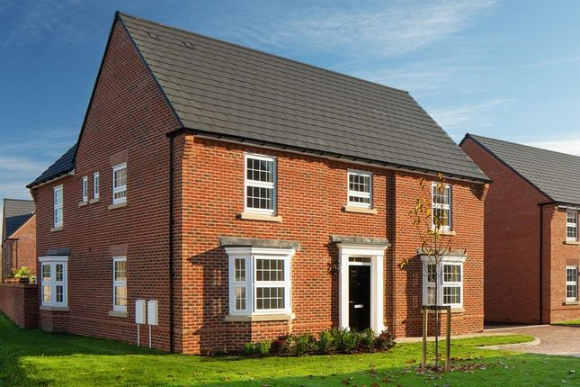 """Thumbnail Detached house for sale in """"Henley"""" at Brendon Close, Didcot"""