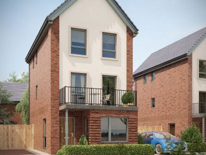 Thumbnail Detached house for sale in Lathe Way, Birmingham, West Midlands