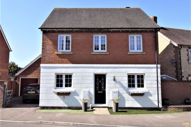 Thumbnail Detached house for sale in Marlott Road, Gillingham