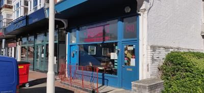 Thumbnail Restaurant/cafe to let in 89 South Street, Eastbourne, East Sussex