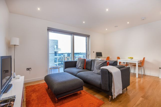 Thumbnail Flat to rent in The Moore, East Parkside, Greenwich Peninsula
