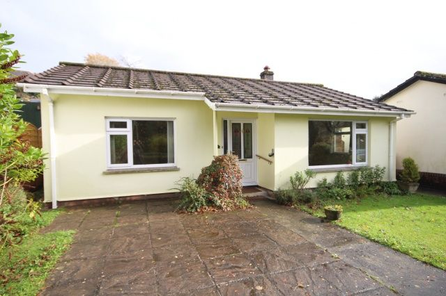 Thumbnail Bungalow for sale in Manor Gardens, Camelford