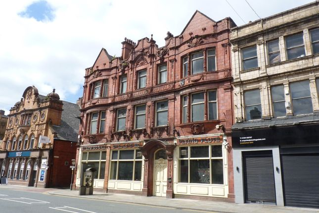 Retail premises to let in Bradshawgate, Bolton