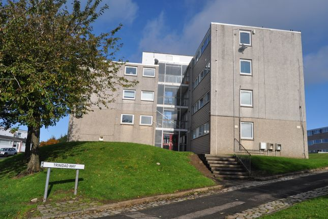 Thumbnail Flat for sale in Trinidad Way, East Kilbride