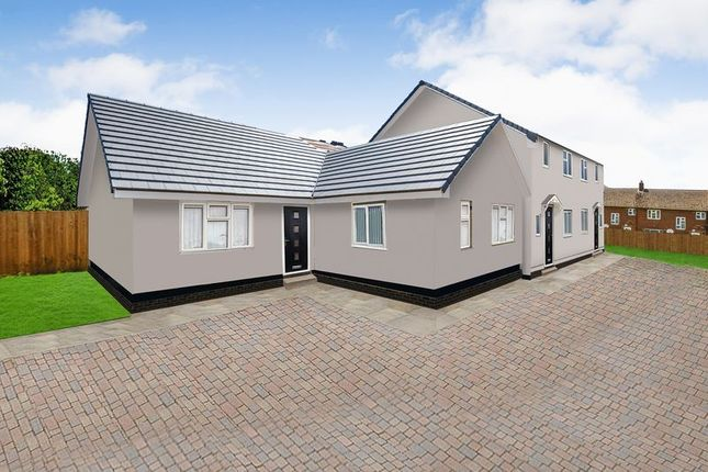 3 bedroom detached bungalow for sale in Church Road, Wittering, Peterborough