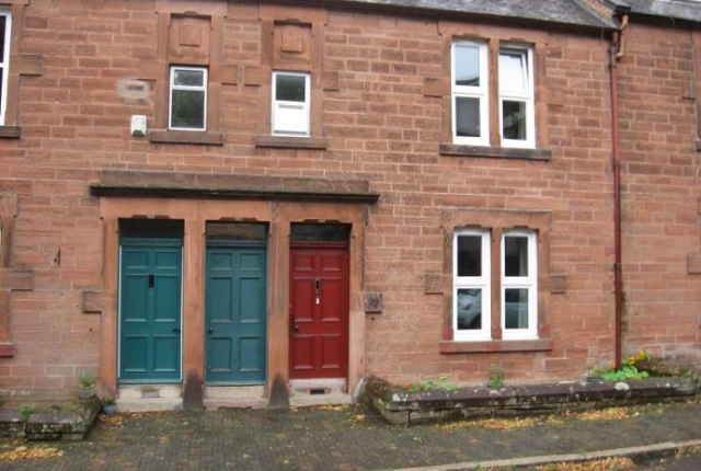Thumbnail Flat to rent in Primrose Street, Dumfries