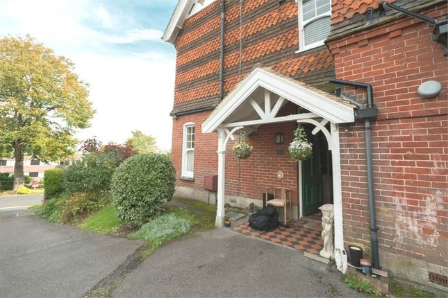 Thumbnail Flat for sale in King Henrys Road, Lewes, East Sussex