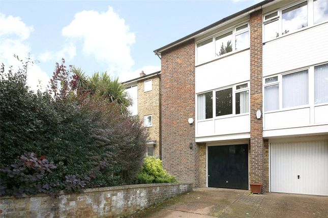 Thumbnail End terrace house for sale in Shelford Rise, London