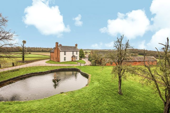 Detached house for sale in Elmley Lovett, Droitwich, Worcestershire