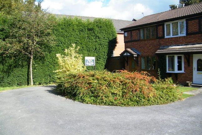 Thumbnail Semi-detached house to rent in Butterley Close, Dukinfield