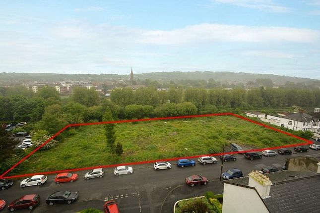 Thumbnail Land for sale in Kinnegar Drive, Holywood, County Down