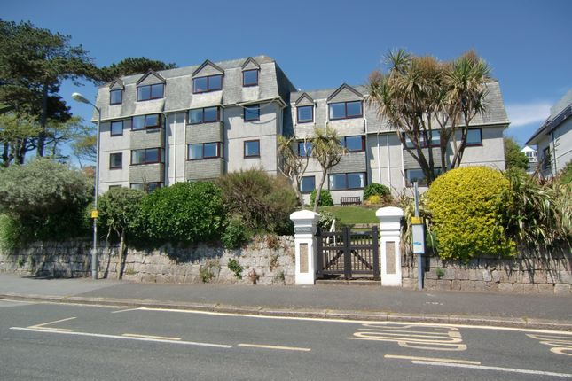 Thumbnail Flat to rent in Southcliff, 10 Cliff Road, Falmouth