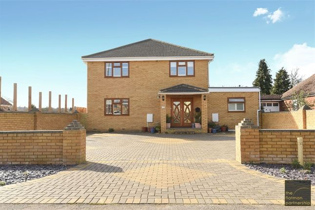 Thumbnail Detached house for sale in Fairfield Approach, Wraysbury, Staines