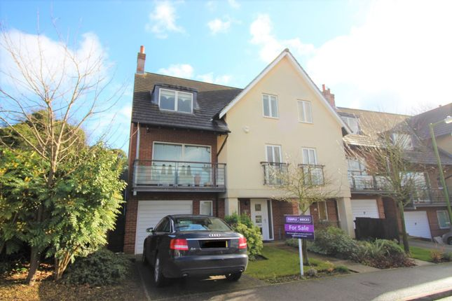 Thumbnail Semi-detached house for sale in Nursery Hill, Hitchin
