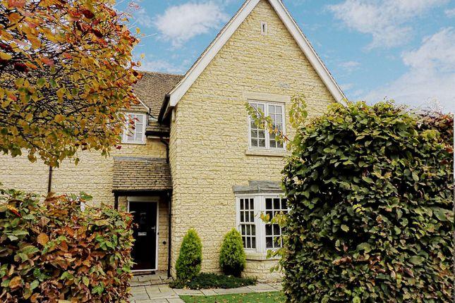 Thumbnail Semi-detached house for sale in Church Farm Close, Exton, Oakham