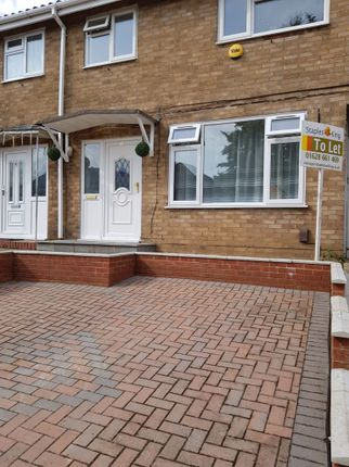 Thumbnail Property to rent in Pemberton Road, Slough