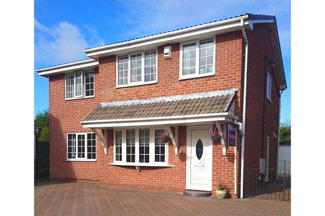 Thumbnail Detached house for sale in Appley Close, Eaglescliffe