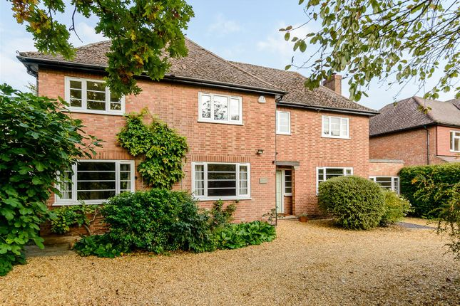 Thumbnail Detached house for sale in Hartford, Huntingdon, Cambridgeshire