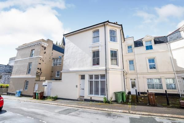 1 bed flat for sale in Flat 3, 60 Wolsdon Street, Plymouth PL1