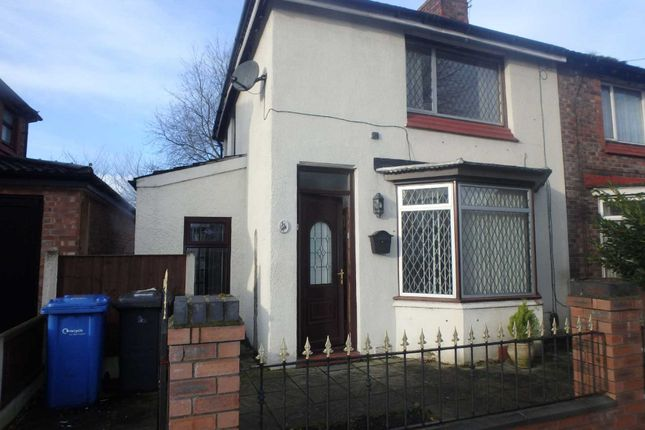 Thumbnail Semi-detached house for sale in Wellfield Street, Warrington