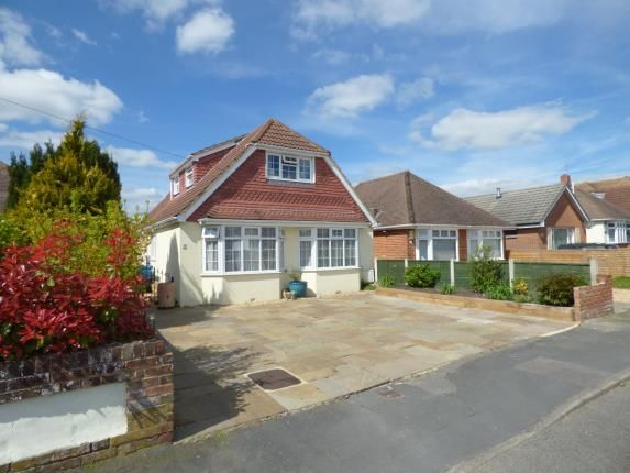 Thumbnail Bungalow for sale in Oakdale, Poole, Dorset
