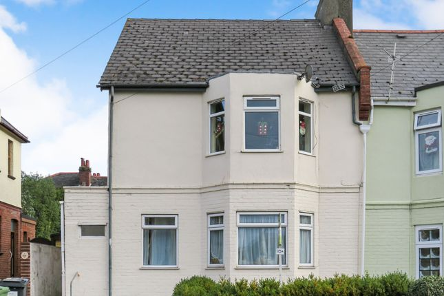 Thumbnail Maisonette for sale in Headland Park Road, Paignton