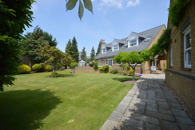 Thumbnail Detached house for sale in Bundys Way, Staines-Upon-Thames