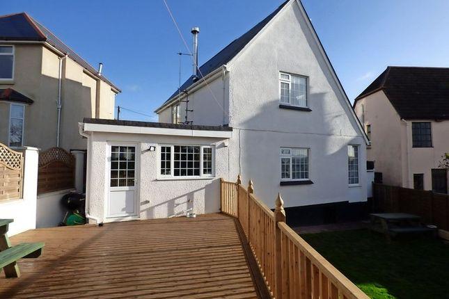 Thumbnail Detached house for sale in Cedar Road, Preston, Paignton TQ32Db