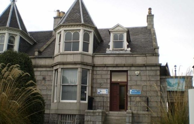 Thumbnail Office to let in 78 Carden Place, Aberdeen