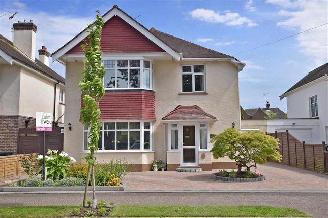Thumbnail Detached house for sale in Silverston Avenue, Bognor Regis, West Sussex