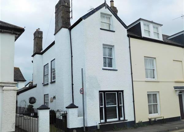 Thumbnail End terrace house for sale in High Street, Topsham, Exeter