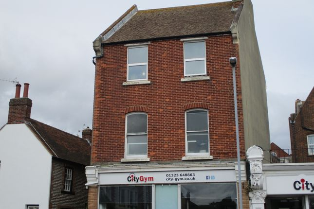 Thumbnail Triplex to rent in Furness Road, Eastbourne