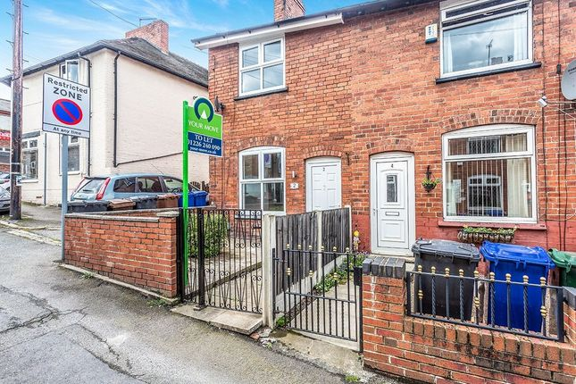 Thumbnail Terraced house to rent in Vernon Street North, Barnsley
