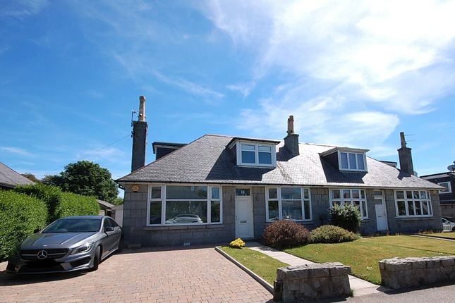 Thumbnail Semi-detached house to rent in Kingshills Avenue, Aberdeen